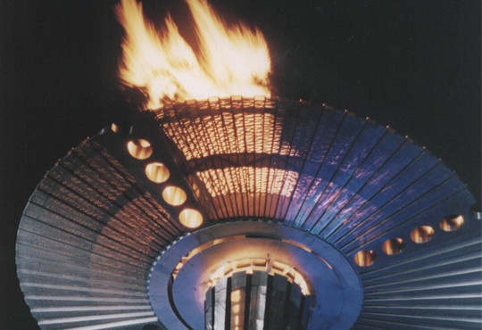 Sydney Olympic Cauldron